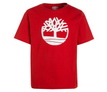 T-Shirt print - new red