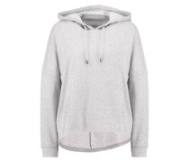 ONLBIBI Kapuzenpullover light grey melange