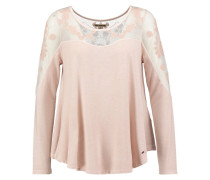 SUDEM Langarmshirt dusty rose