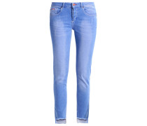 MONROE Jeans Slim Fit premium light blue wash