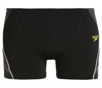 SPLICE Badehosen Pants black/lime punch/oxid grey