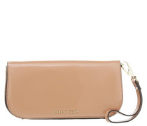 PARISIENNE Clutch nude