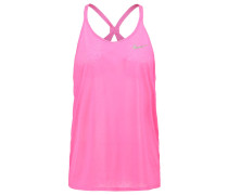 COOL BREEZE Top hyper pink