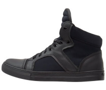 DOUBLE FEATURE Sneaker high black