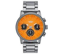 Uhr gun/orange