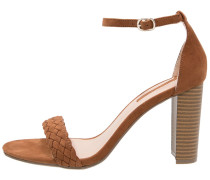 CARLTON Riemensandalette brown