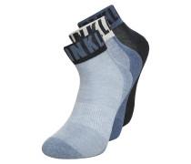 3 PACK Socken grey