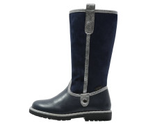 Stiefel dark blue