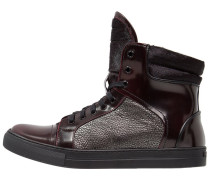 DOUBLE HEADER II Sneaker high bordeaux