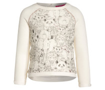 NOA Sweatshirt cream white
