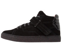 SASHIMI Sneaker high deep black/red