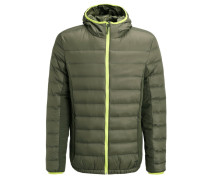 Winterjacke dark green