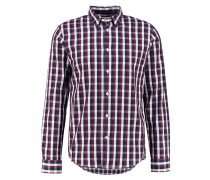 Hemd bordeaux