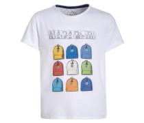 SMARTY - T-Shirt print - bright white