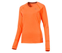 Funktionsshirt shocking orange