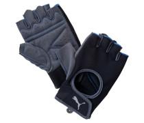 Kurzfingerhandschuh black/strong blue