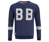 LYNX Sweatshirt blue melange