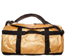 BASE CAMP DUFFEL M Reisetasche 24 karat gold/black