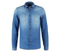 SLIM FIT Hemd light blue denim