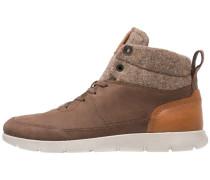 IOWA Sneaker high cocoa brown/lion