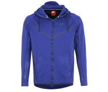 TECH FLEECE WINDRUNNER Sweatjacke deep royal blue/obsidian