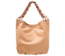 Shopping Bag - clear beige