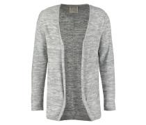Strickjacke dark grey heather