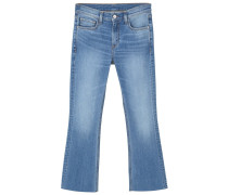 Flared Jeans medium blue