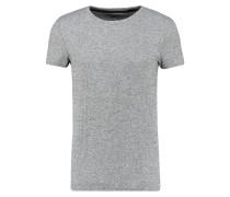 T-Shirt basic - black/white