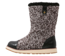 LUNA Snowboot / Winterstiefel chocolate brown