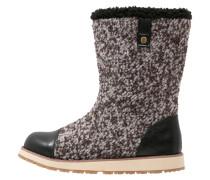 LUNA - Snowboot / Winterstiefel - chocolate brown