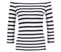 Langarmshirt - flag navy/white