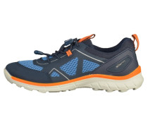 Sneaker low marine/cobalt black