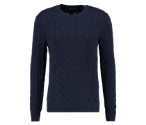 LAUEL - Strickpullover - outer blue