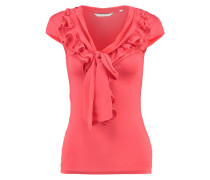 POELISE - T-Shirt print - geranium