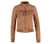Leichte Jacke brown