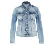Jeansjacke - light blue denim