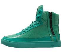 PYTHON MID Sneaker high emerald