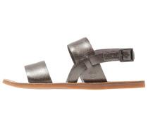 CAROLISTA - Riemensandalette - gunmetal metallic