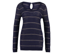 FIVE Strickpullover marine