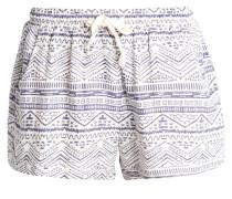 ZIZOLA - Shorts - raw indigo/aztec