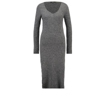 BETTY - Strickkleid - grey