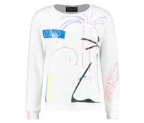 SALA - Sweatshirt - white