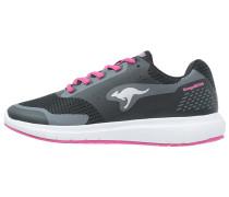 START ONE Sneaker low black/magenta