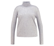 JRHARUKO Strickpullover light grey melange