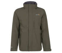 NORTHMORE 2IN1 Hardshelljacke grape leaf/black