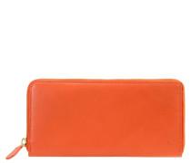 Geldbörse orange