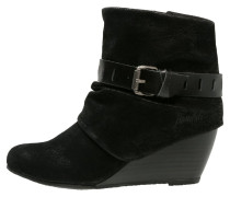 BERYL Ankle Boot black fawn