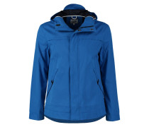 Parka royal blue