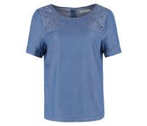 MAICA Bluse denim blue